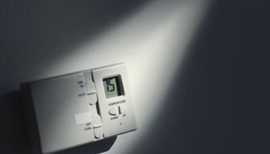 Freezestats safeguard the complex systems of an air conditioner.