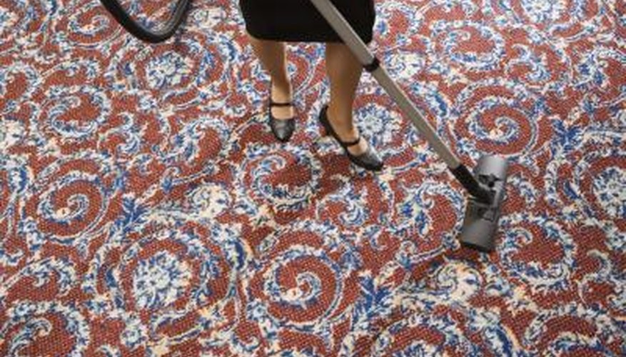 Carpeting is a termite delicacy.