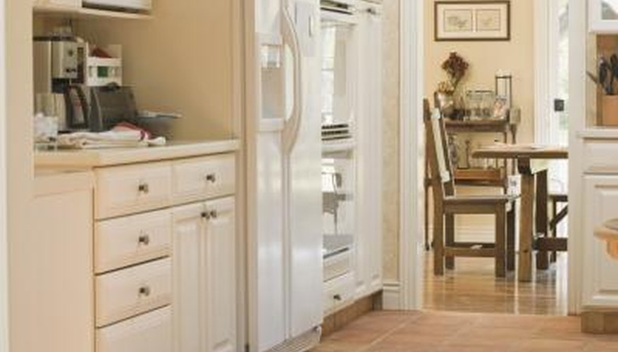 A simple facelift can do a lot to renew a kitchen.