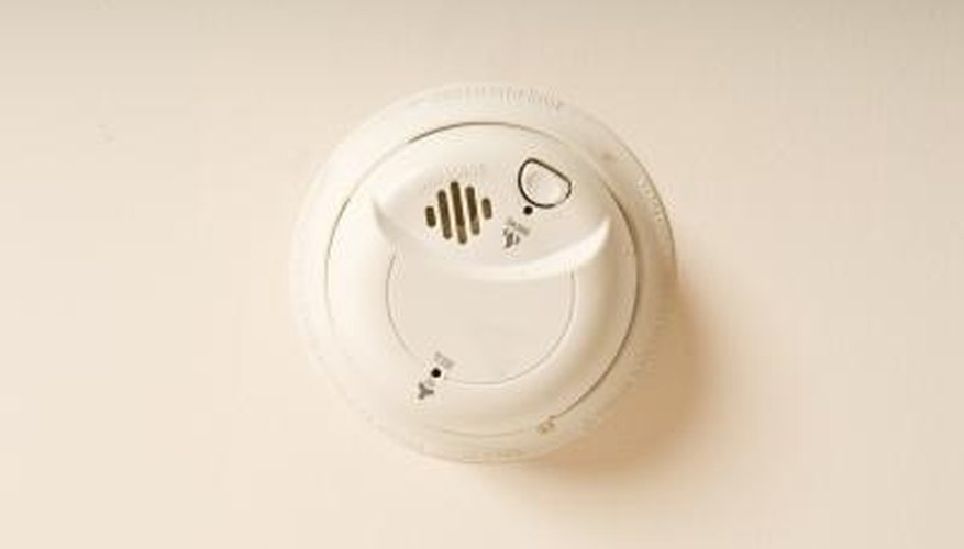 Smoke detectors must be place carefully to be successful.