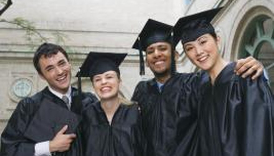 The happiness of graduation may wane when debt payments begin.