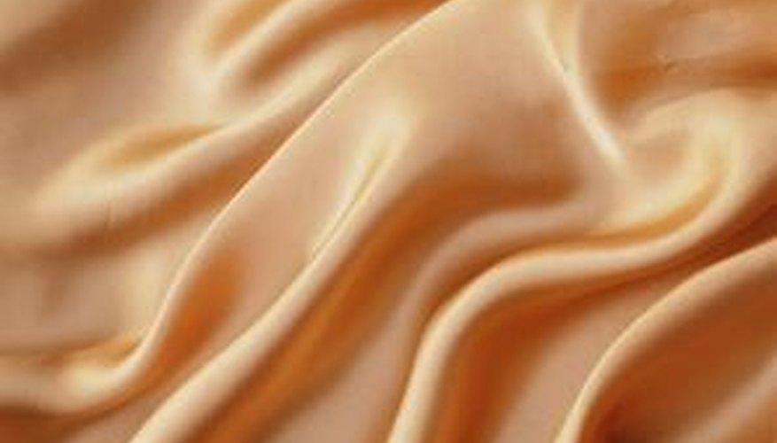 Silk originated in China.