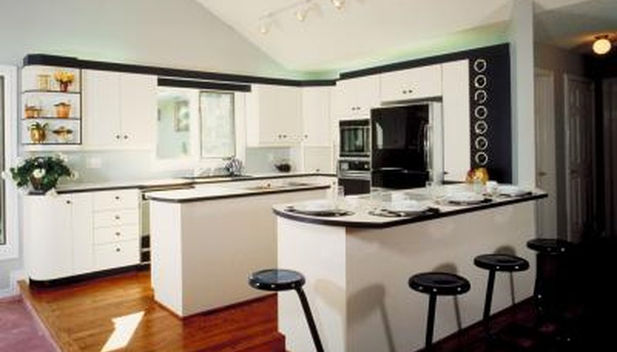 By Following These Generalized Guidelines, You Can Determine If There Is  Adequate Space For An Island In Your Kitchen And If Not, Improvise To Make  An ...