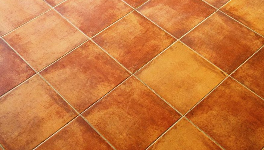 Concrete is one of the best surfaces on which to lay tile.