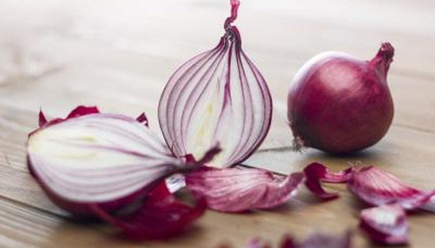 Onions are grown on Spain's Mediterranean coast.