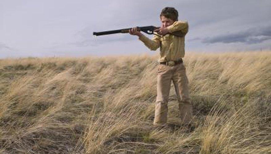 How to Repair a Pellet Gun