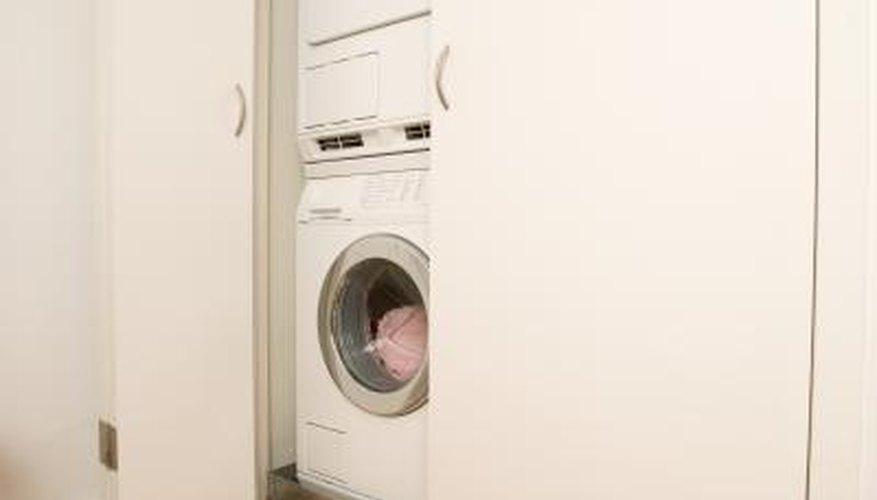 Washer/dryer combination