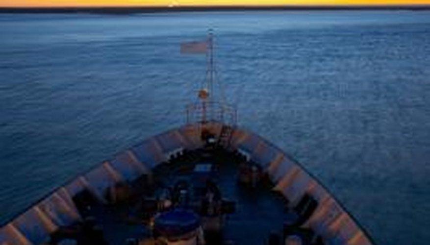 A sunset cruise is always a popular date idea.