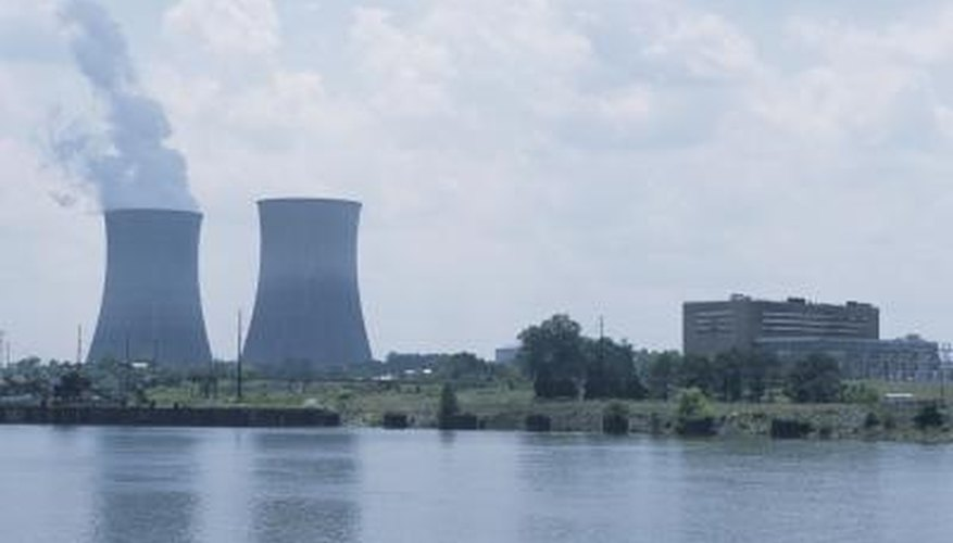 DTE Energy operates two nuclear power plants.