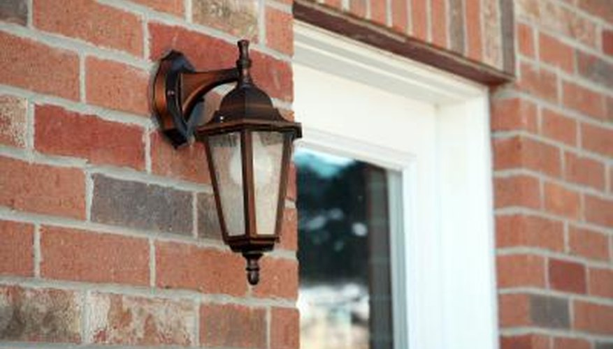 made of material outdoor fixtures come with a rubber gasket to seal out moisture if no gasket is supplied with the fixture or you are