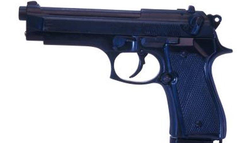 How to Sight in a 92FS Beretta