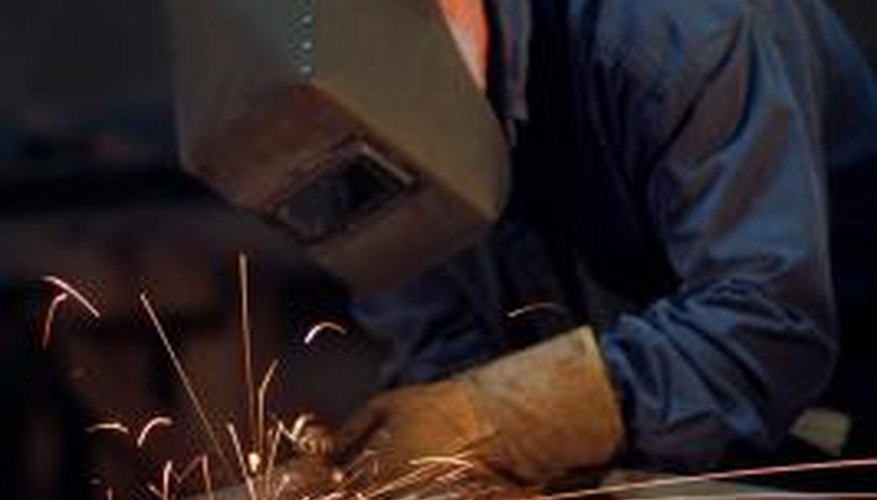AWS standards govern welding, welders and weld inspection.
