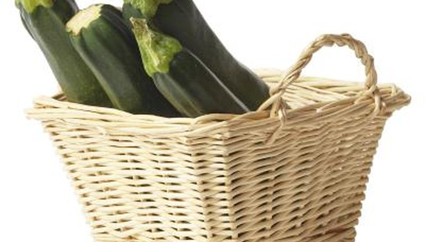 Zucchini fruits are eaten raw or cooked.