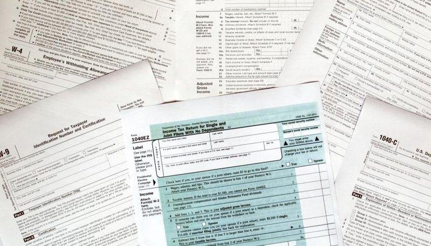 How Do I Get a Copy of My 501C3 Tax Exempt Form? | Bizfluent