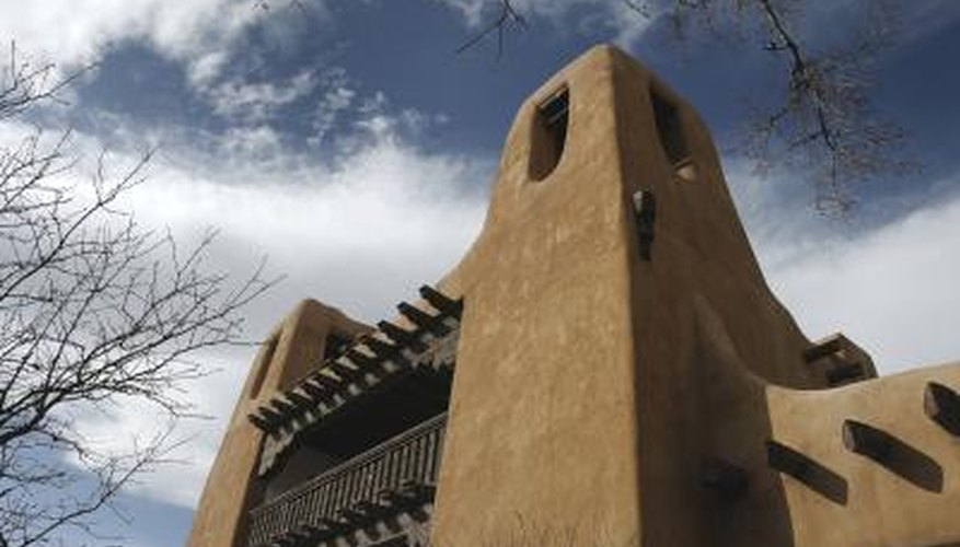 Home in Santa Fe, New Mexico