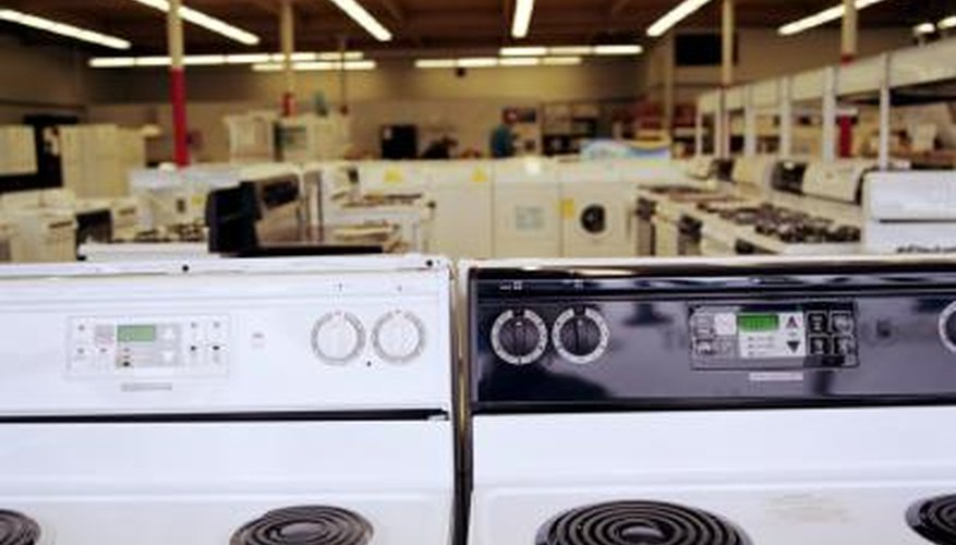 Donate your old appliance instead of sending it to a landfill.