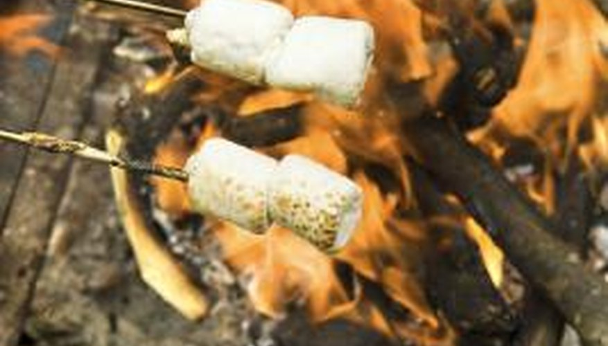 Make fire starters in preparation for your next campfire.