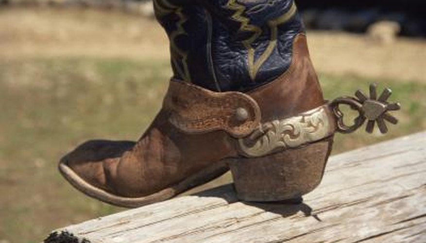 How to Measure Heel Opening for Western Spurs