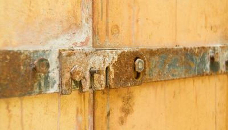 Mold in a home can cause physical damage as well as trigger health problems.