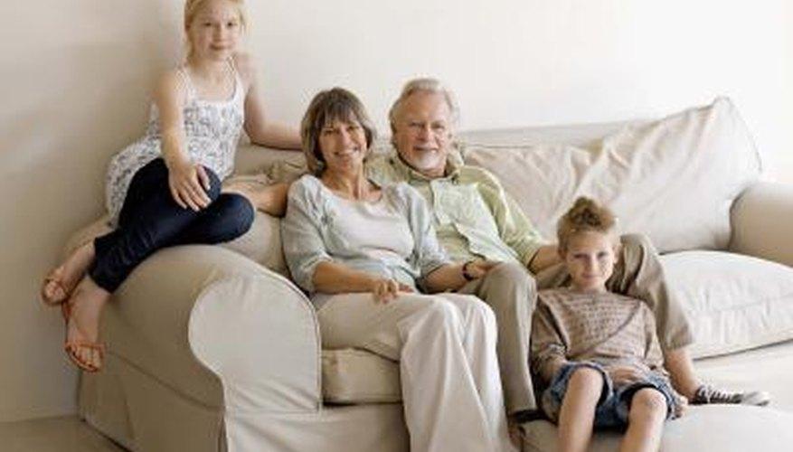 Keep your sofa odor-free with baking soda.