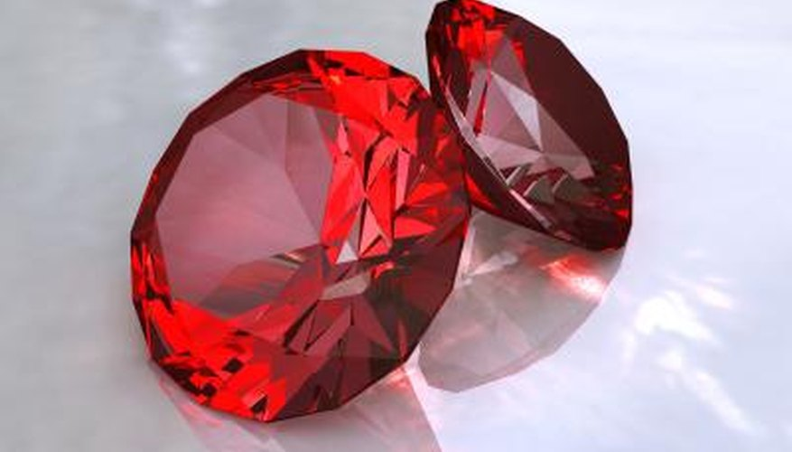 Being able to tell between a real and fake ruby can keep you from getting scammed.