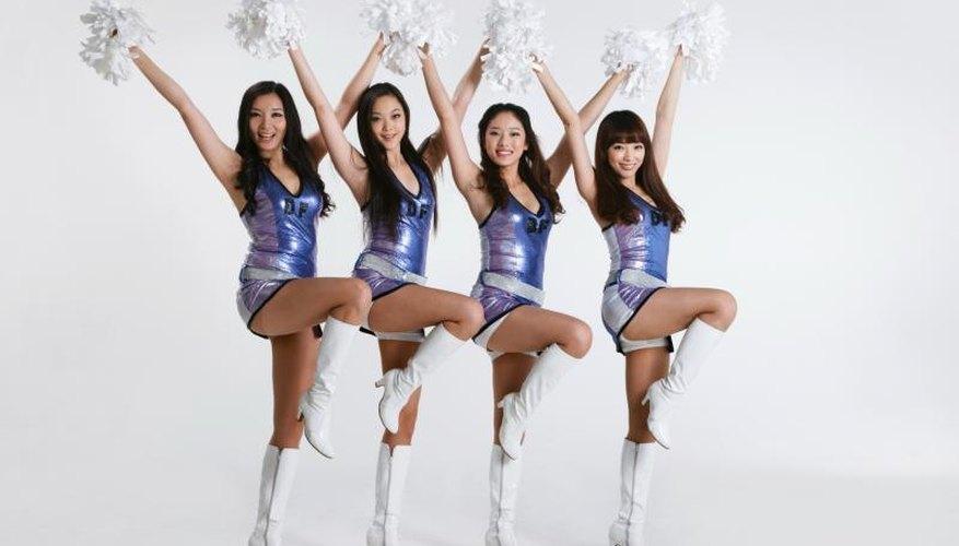 College dance team scholarships pocket sense for College dance team shirts