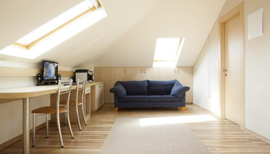 How To Heat And Cool The Attic In A Home Homesteady