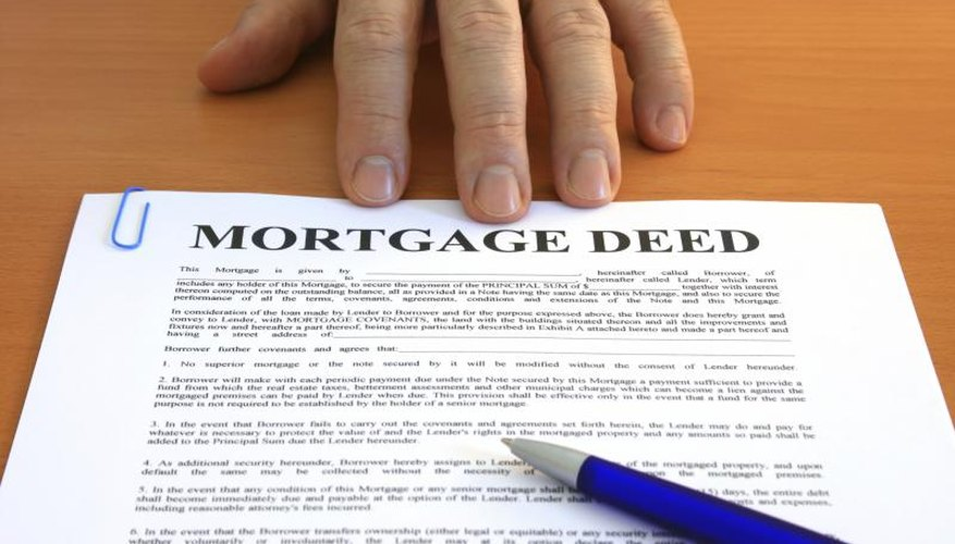 Once you sign a mortgage promissory note agreement, it obligates you and your lender to abide by the terms as stipulated on the agreement.