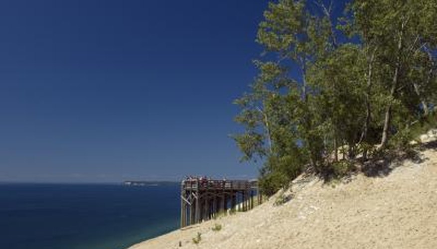 Spend some one-on-one time at Sleeping Bear Dunes National Lakeshore in Traverse City.