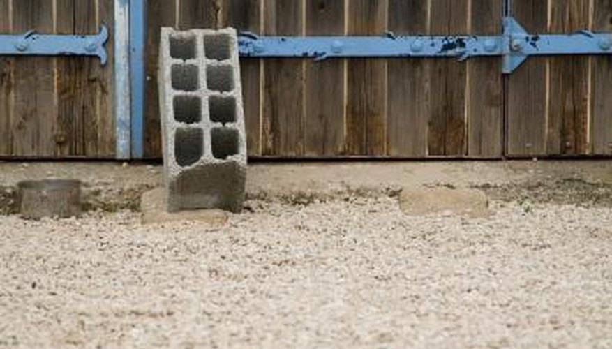 Over time, you will have to grade your gravel driveway.