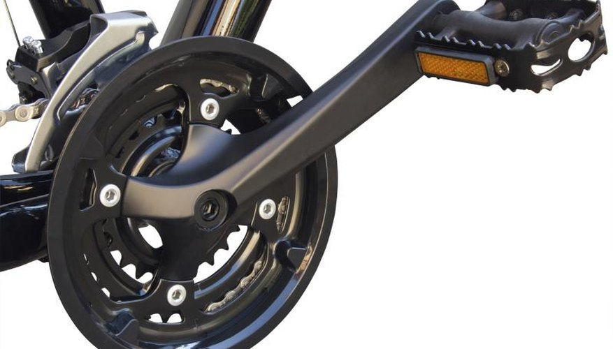 How to Measure a Crank Size