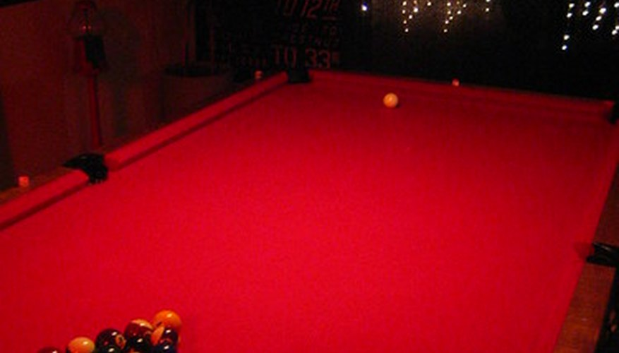 A pool table is only as good as its foundation