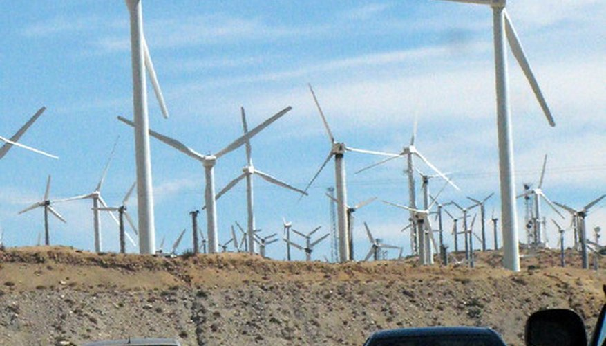 Wind is a source of renewable energy, a topic of study for energy economists.