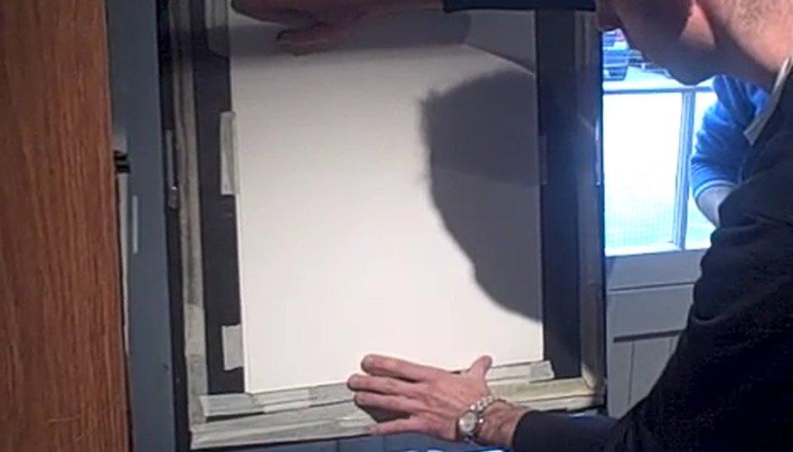 Plancha de impresión offset.