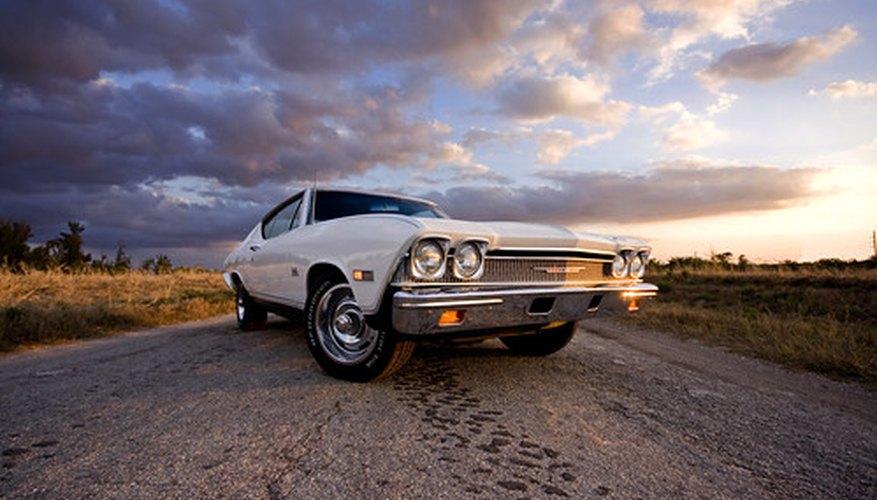 La TH400 ayudó a definir la generación de los automóviles grandes y pesados.