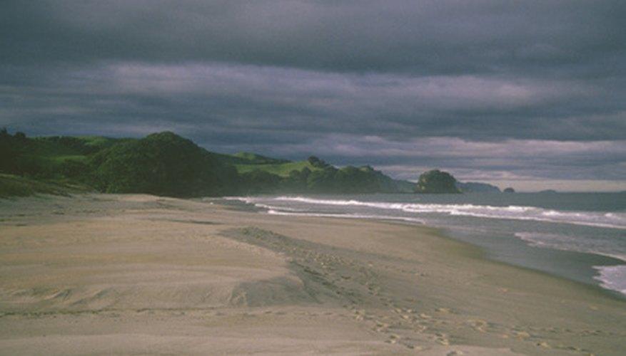 Nueva Zelanda es uno de los muchos destinos de vacaciones para personas de más de 40 años.