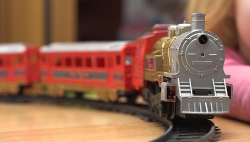 No room for a model railroad? The answer may be over your head.