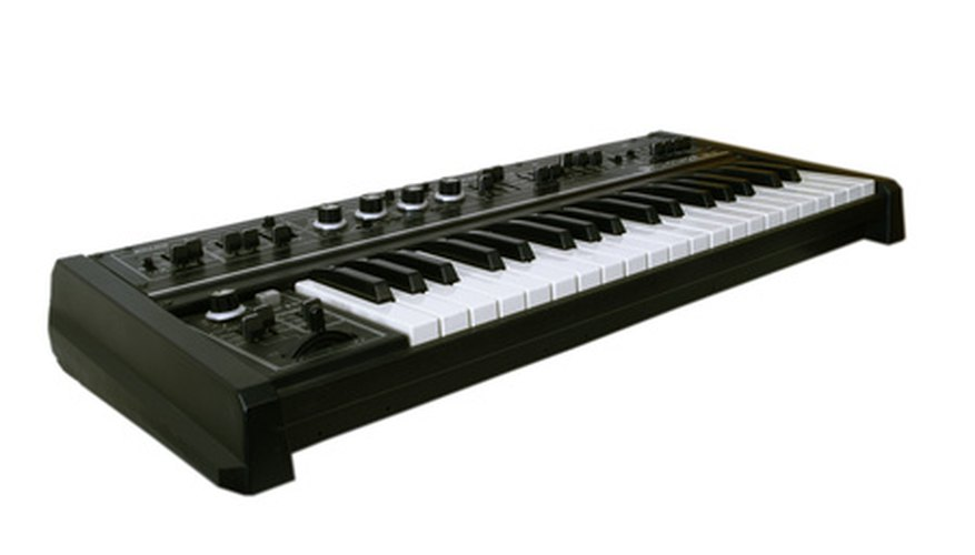 Synthesizers debuted as instruments in the 1960's