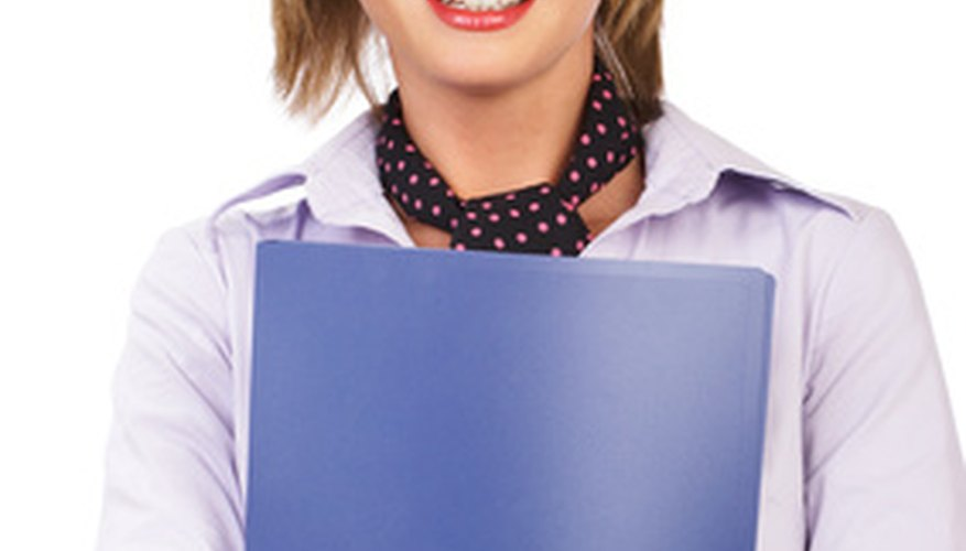 Organization is key to a smooth woman-owned business registration process.