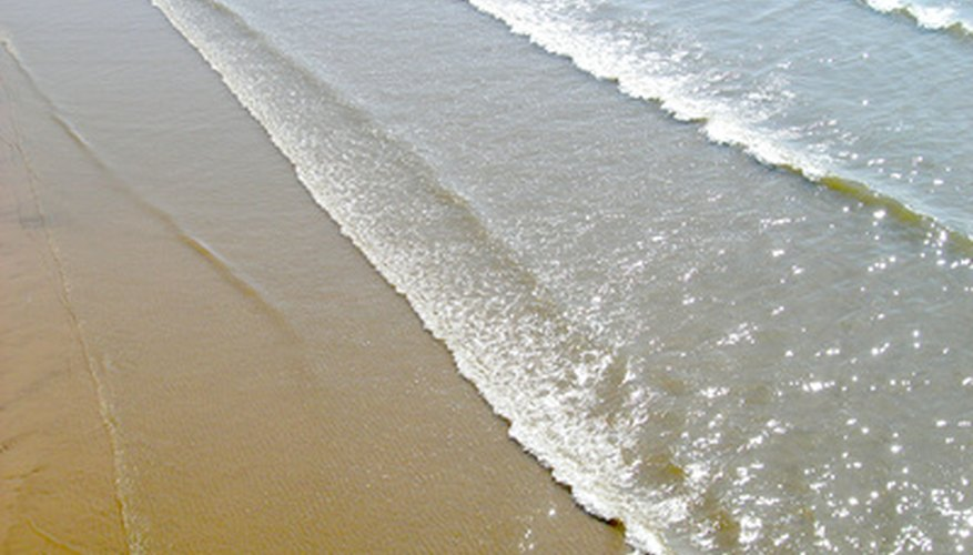 Tidal currents are caused by gravitational pull.
