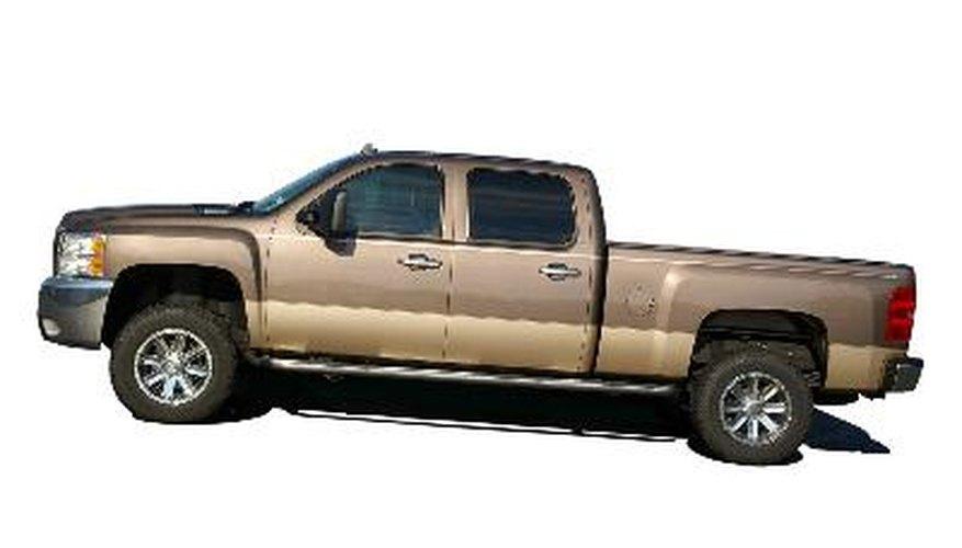 Ford construye su serie F de camionetas desde 1948.