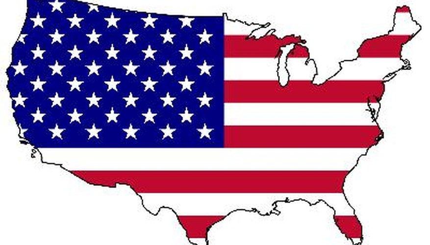 Image result for bandera estadounidense