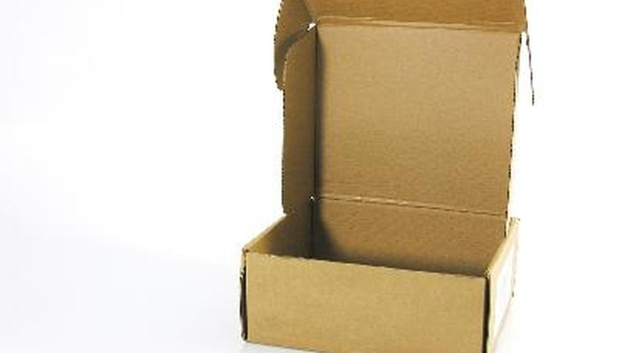 La desintegración del cartón depende de un gran número de factores.