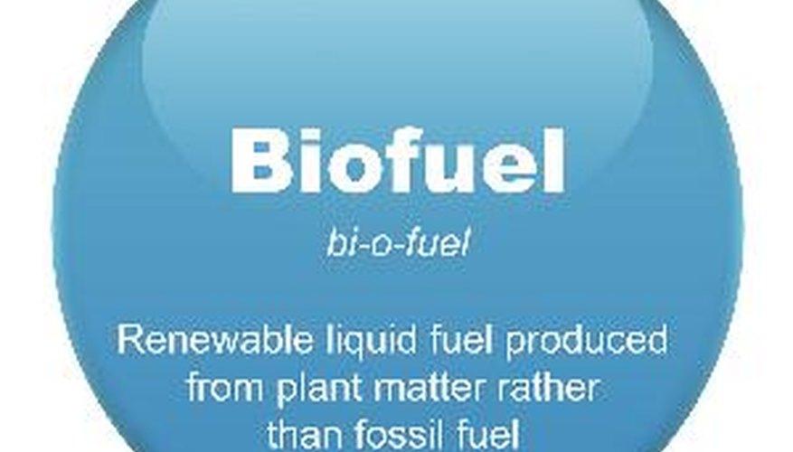 ¿Cómo funciona el biocombustible?