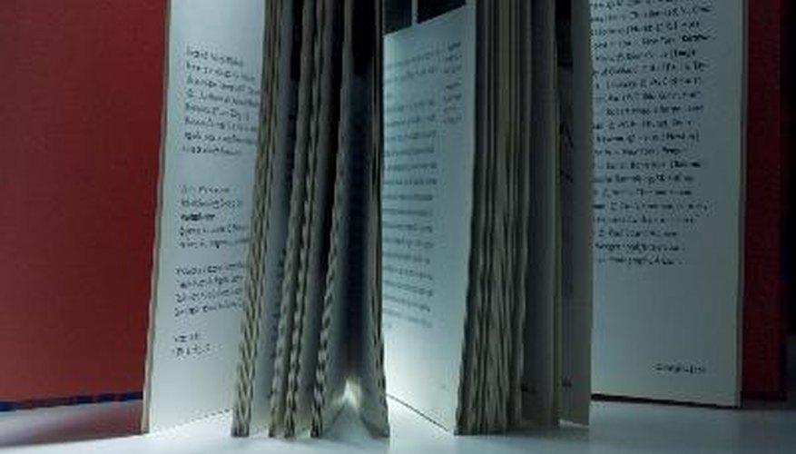 El lenguaje descriptivo añade vida a la palabra escrita.