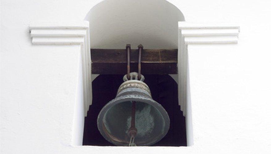 Las campanas de las misiones alguna vez alinearon El Camino Real de California.