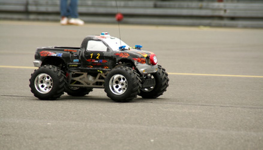 T-Maxx inspired many to jump behind the wheel of an RC monster truck.