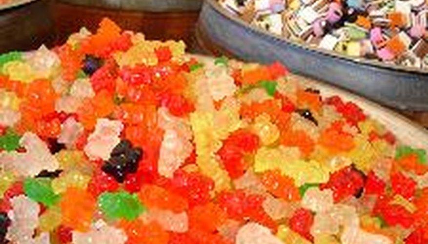 La forma que elijas para decorar tu tienda de dulces determinará tu nivel de éxito.