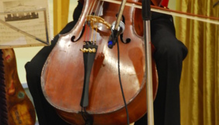 The cello is a stringed instrument.