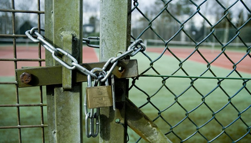 Remove the chains from your youth sports fields with grant funding.